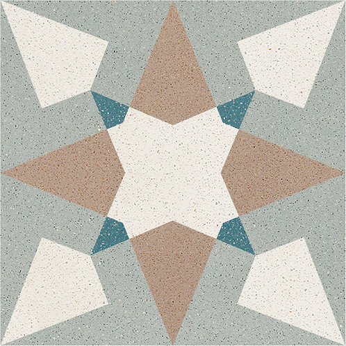Cement Tile Morroccan Design 10