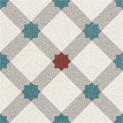 Cement Tile Complex Design Moroccan-01