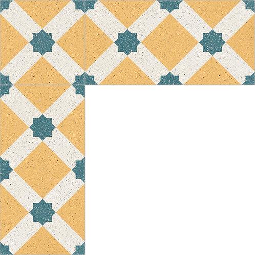 Cement Border Tile 10x20-06