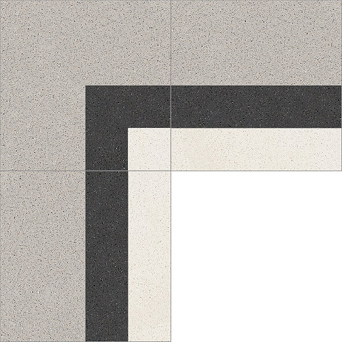 Cement Border Tile 20x20-39
