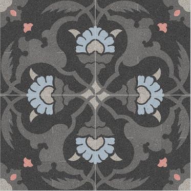 Cement Tiles Complex Design