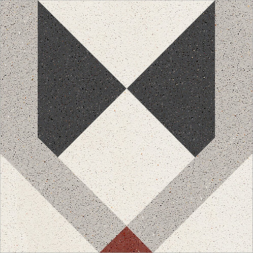 Cement Tile Retro Design 16