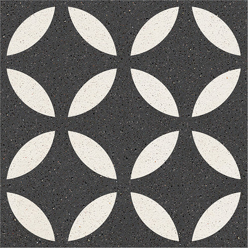 Cement Tile Retro Design 01