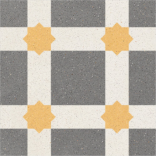 Cement Tile Morroccan Design 03