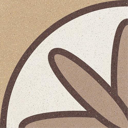 Cement Tile Polka-Dot Design 15