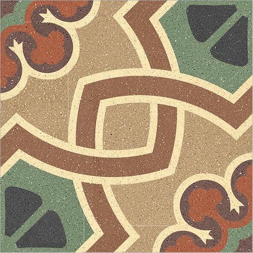 Cement Tile Complex Design Traditional-19