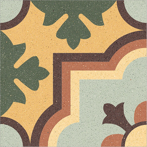 Cement Tile Complex Design Andalusia-28