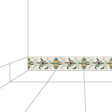 Plinth Cement Tiles
