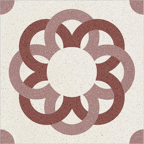Cement Tile Ottoman-Seljuk 04