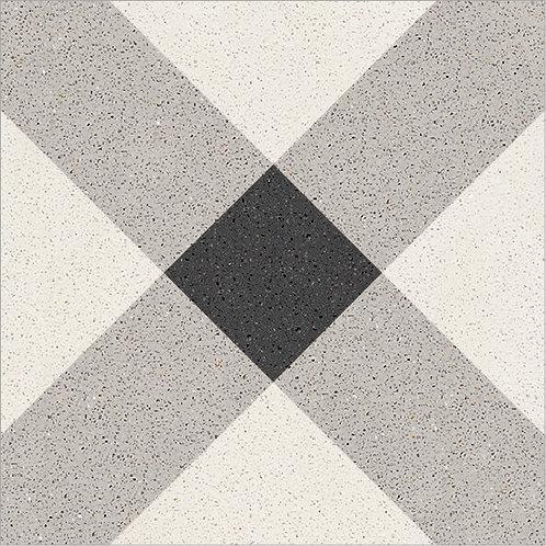 Cement Tile Geometric Design 11