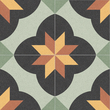 Cement Tiles Basic Design
