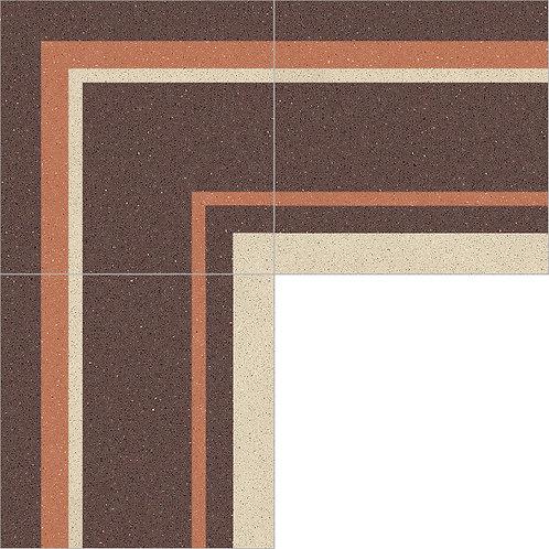 Cement Border Tile 20x20-11