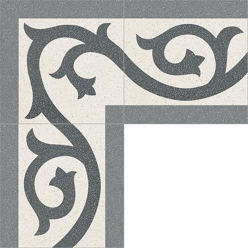Cement Border Tile 20x20-10