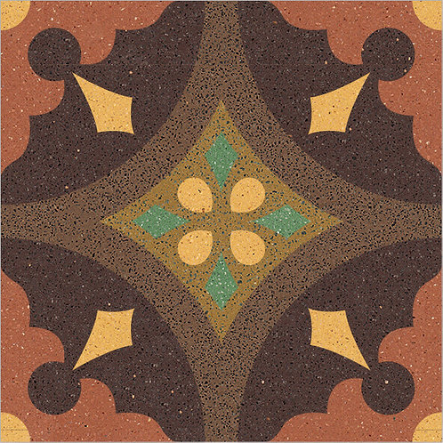 Cement Tile Traditional Design 64