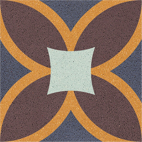 Cement Tile Traditional Design 03