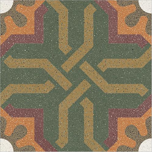 Cement Tile Complex Design Traditional-75