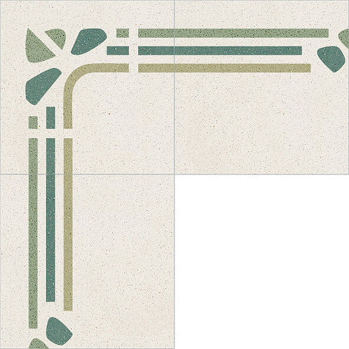 Cement Border Tile 20x20-35