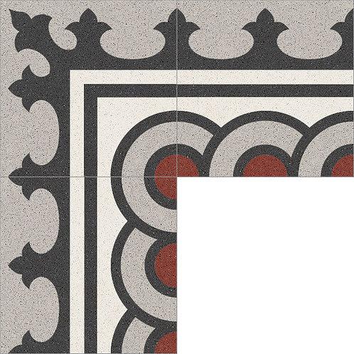 Cement Border Tile 20x20-42