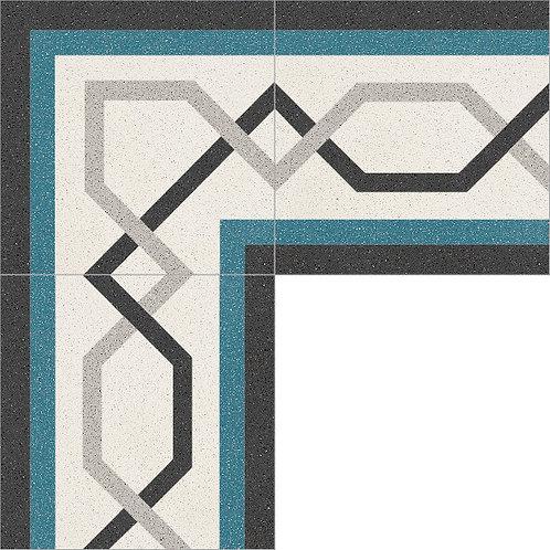 Cement Border Tile 20x20-32