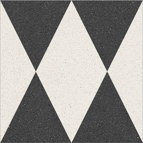 Cement Tile Geometric Design 37