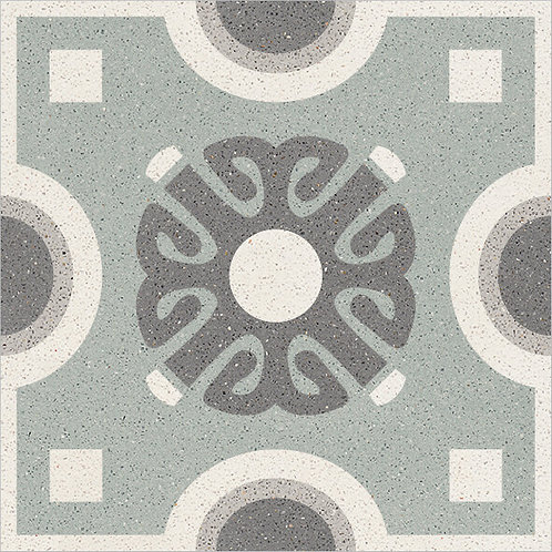 Cement Tile Complex Design Retro-14