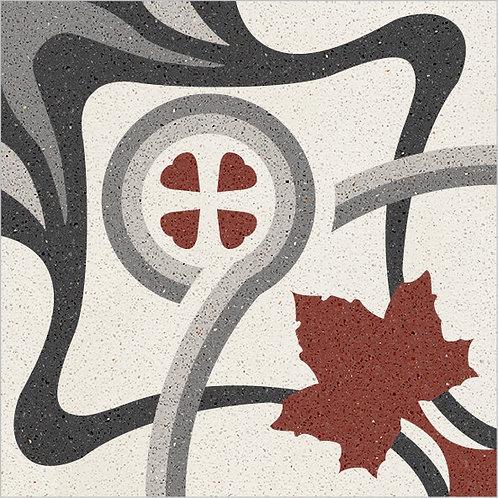 Cement Tile Complex Design Art-Nouveau-01