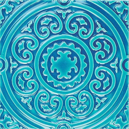 Art Nouveau Flooring Ceramic Tile