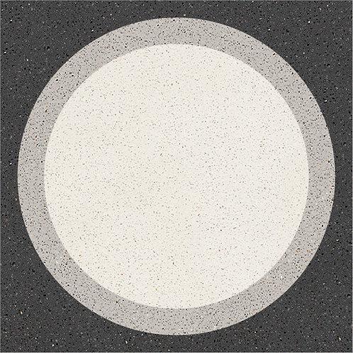 Cement Tile Polka-Dot Design 11