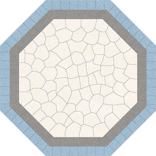 Cement Tile Bisantic-Relief--Octagon-01
