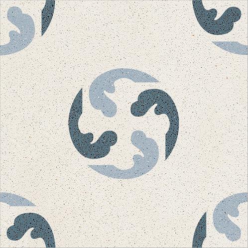Cement Tile Ocean Design 09