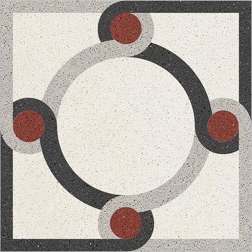 Cement Tile Ottoman-Seljuk 05