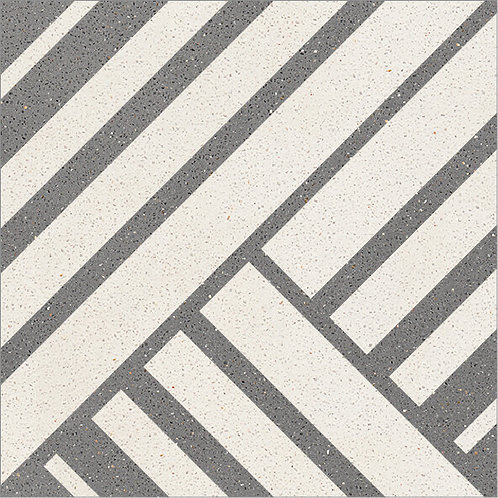 Cement Tile Complex Design Geometric-35
