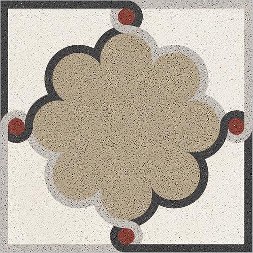 Cement Tile Ottoman-Seljuk 06