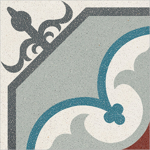 Big Cement Tile 25x25-04