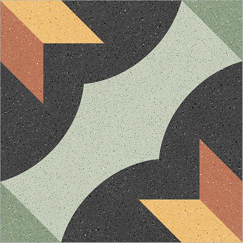 Cement Tile Traditional Design 05