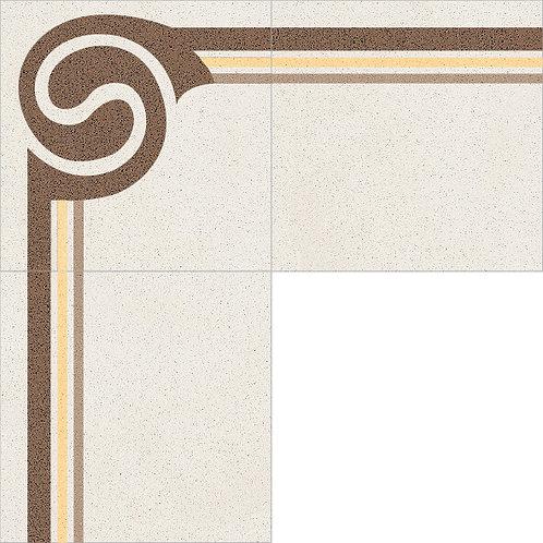 Cement Border Tile 20x20-37