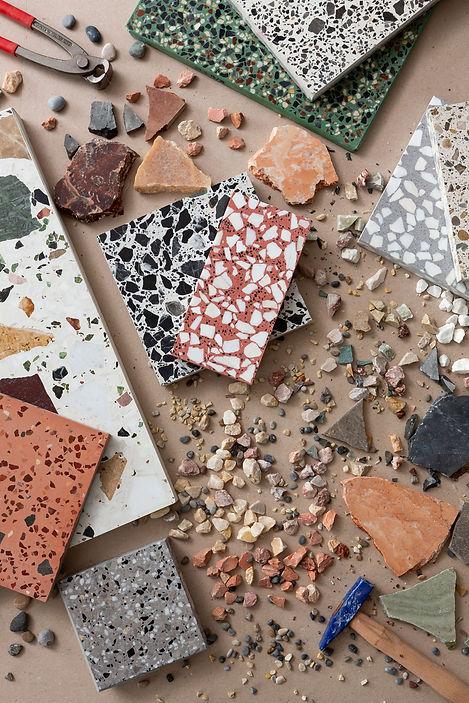 Terrazzo Tiles and Stones