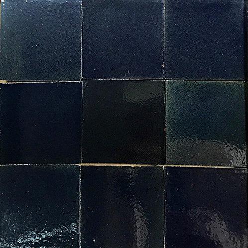 Dark Zellige Tile