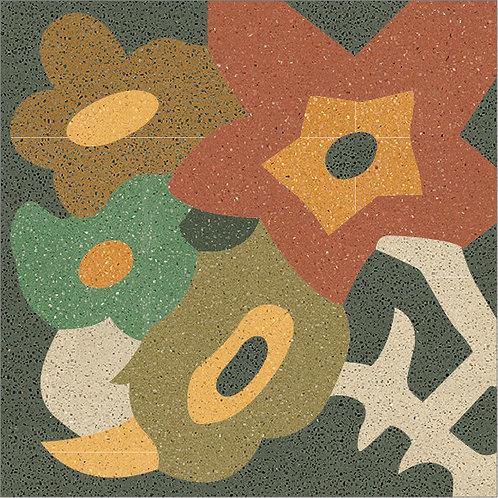 Cement Tile Complex Design Traditional-125