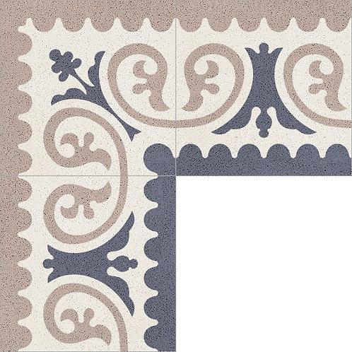 Cement Border Tile 20x20-04