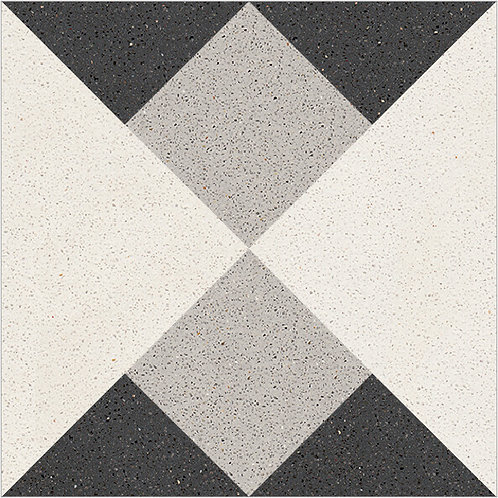 Cement Tile Geometric Design 29