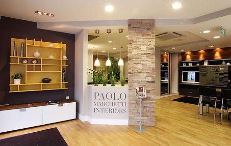 Paolo Marchetti Interiors London office layout