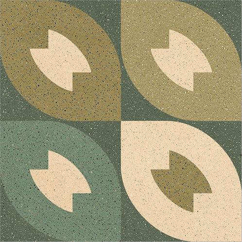Cement Tile Complex Design Retro-42