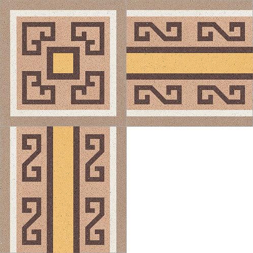 Cement Border Tile 20x20-21