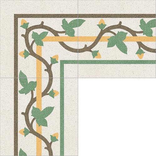 Cement Border Tile 20x20-24