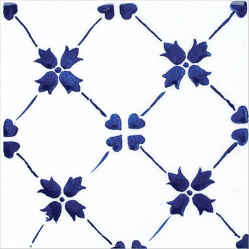 Hand Made Ceramic Tile