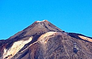 Ascension du Teide 3718 m