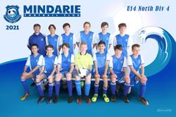 Mindarie FC U14 North Div 4