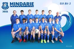 Mindarie FC U18 Div 3