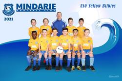 Mindarie FC U10 Yellow Bilbies